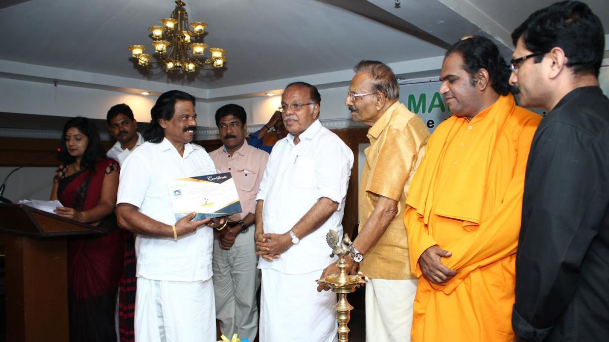 A revival of ancient medical treatment, Accolades for Shri. Jose Jacob